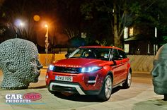 Range Rover Evoque. Its strong design is mated with luxury both in the form of the interior finish and ride quality. The powerful SD4 diesel engine is refined, and alongside the superb Terrain Response, the Evoque is more than adequately equipped to deal with most weather conditions and terrain – all while looking exceptionally cool.