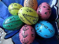 SkusimTo / pastelové vajíčka