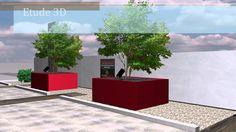 Art Bor Concept - Aménagement paysager - étude 3D