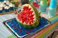 Birthday Party - Under the ocean theme