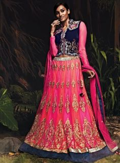 bridal lehengas shopby color purple rani pink