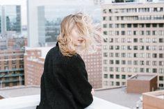 blonde hair city