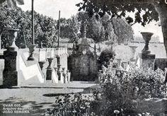 """FOTOS ANTIGAS DE OVAR 005 - Fonte do Hospital - Arquivo do jornal """"JOÃO SEMANA"""" (fundado em 1 de janeiro de 1914). http://artigosjornaljoaosemana.blogspot.pt/"""