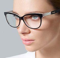 5efdc161267 Oh My Dior... Split 1 stars on Otticanet! New GlassesGirls With GlassesCat  Eye FramesReading ...