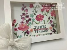 Whip-It Wednesday - Gift It! Banner Blessings and Sneak Peek Painted Blooms