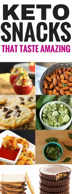 These 12 easy to make keto snacks are THE BEST! I'm so glad I found these AWESOME healthy snacks! Now I can snacks and still stay on top of my keto diet! Definitely repinning!