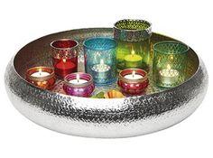 Kaarsenplateau On Pinterest Candles Vans And Garden