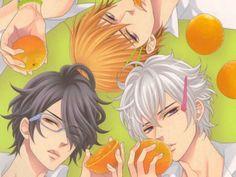 BROTHERS CONFLICT♥ ~ Triplets Asahina (Azusa, Tsubaki & Natsume ...