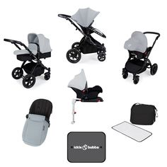Source: Win the new Ickle Bubba Stomp V3 Pushchair - Pushchair Expert