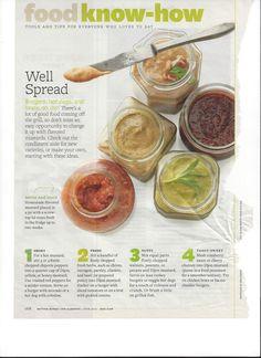 homemade mustards