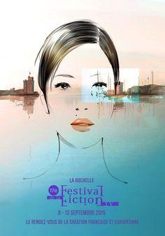 Festival de la Fiction TV La Rochelle | Caroline Maréchal