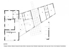 Wolzak by SeARCH Architects | Ground floor plan