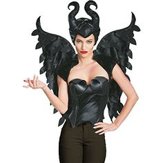 Disguise Women's Disney Maleficent Movie Maleficent Adult Wings, Black, One Size Disguise Costumes http://www.amazon.com/dp/B00J1LW56Q/ref=cm_sw_r_pi_dp_iqXoub05J3K02