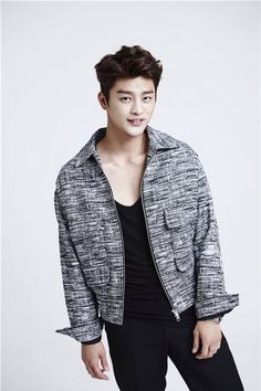 Seo In Guk - That smile is precious... :)