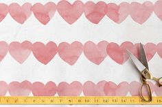 Love of Hearts by Four Wet Feet Studio at minted.com