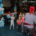 День защиты детей в ООО «Газпромтранс» 6 июня 2009 г. | Спортивная лига топливно-энергетических компаний