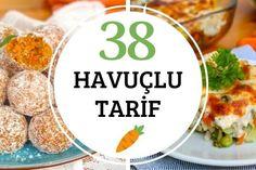 Havuçlu Tarifler: Tatlı Tuzlu 38 Resimli Çeşit - Nefis Yemek Tarifleri Turkish Recipes, Ethnic Recipes, Potato Salad, Good Food, Cooking, Breakfast, Clean Foods, Health, Kitchen
