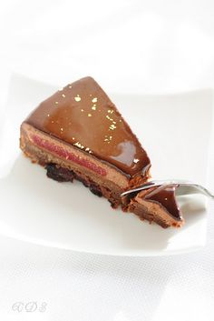 Comment réussir un glaçage au cacao brillant pour bûches, entremets et gâteaux (recette et astuces)