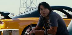 Sung Kang in the fast and the furious: tokyo drift [2006]