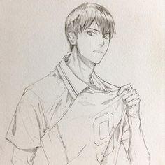 Haikyuu!! • #hq #kageyama artbyshinji.tumblr.com