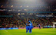 Neymar brasil África do Sul amistoso (Foto: Jefferson Bernardes / Vipcomm)05/03/2014