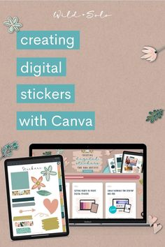If you use or sell digital planners you know that digital stickers are an important part of your planners to make them more appealed. #digitalplanners #digitalstickers #planners #passiveincome Printable Planner, Planner Stickers, Printables, Free Printable, Printable Stickers, What Is Digital, Digital Art, Cute Stickers, Keynote