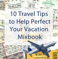Things to think about pre-vacation to get the best post-vacation Mixbook! Save money on travel, travling, #travel #SaveMoney