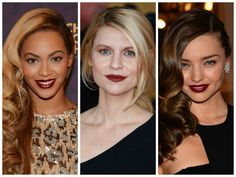 Dark Lipstick Makes a Comeback: Here's How to Wear It | Fall Beauty - Yahoo Shine