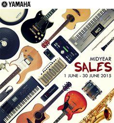 8-30 Jun 2015: Yahama Combo Mid Year Sale 2015