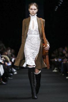 LSC Style- Leather boots- Altuzarra Ready To Wear Fall Winter 2015 NYFW luxuryshoeclub.com