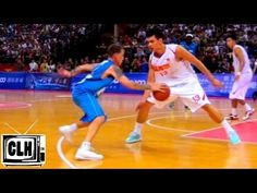 """Jason Williams showed that he still had it while on the USA Legends Tour in China. """"White Chocolate"""" dazzled fans with his ball handling and passing ability,. Jason Williams, Still Have, White Chocolate, China, Youtube, Sports, Hs Sports, Excercise, Sport"""
