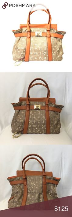 """Lancel Paris Shoulder Bag Lancel Paris Shoulder Bag. Dimensions 15"""" wide, 10"""" tall, and 7"""" base. Bag is in great condition. One pen mark in the lining and scuffing at the bottom from normal wear. Bag has removable pocket for cards. lancel Bags Shoulder Bags"""