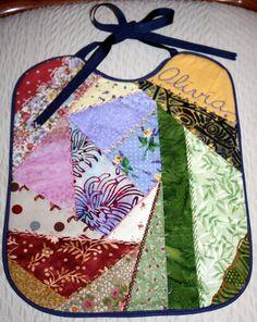 Babero patchwork
