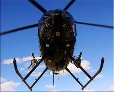 Zombie defense chopper loaded with 2 Dillon Aero M134D Miniguns