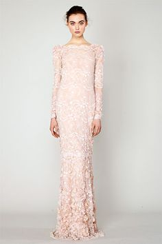 Marchesa Resort 2014 Fashion Show Beautiful Gowns, Beautiful Outfits, Gorgeous Dress, Dress Couture, Look Fashion, Fashion Show, Net Fashion, Fashion 2014, Runway Fashion