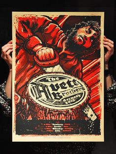 GigPosters.com - Avett Brothers, The