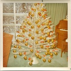 'Tis The Season for Aluminum Christmas Trees! - PROJECT B - Vintage Photographs, Curatorial Projects & Limited Edition Prints