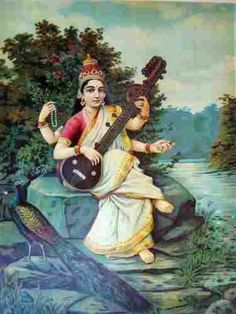 Chanting Saraswati Mantra is of great benefit to the seeker of Truth and Enlightenment. May Divine Goddess Saraswati bless you with Wisdom and Knowledge.