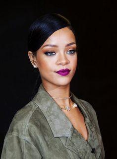 #Rihanna #BeautifulMakeup