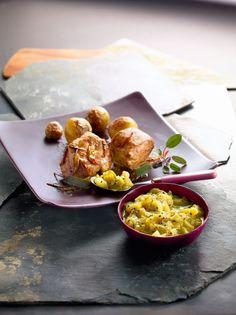 #Recette - Filet mignon de porc au chutney de kiwis