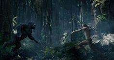 The First 'Legend of Tarzan' Trailer Swings Online