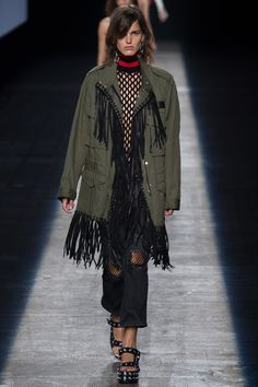 #NYFW #NewYorkFashionWeek #Spring2016 Alexander Wang Spring 2016 Ready-to-Wear Collection Photos - Vogue