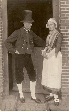 Tracht der Wilstermarsch 1919 Vorführung durch Trachtengruppe #Wilstermarsch
