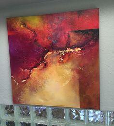 Julie Lewis Art Slow Burn by Julie Lewis - Julie Lewis Art