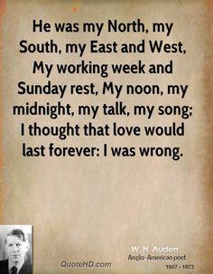 W. H. Auden Quotes | QuoteHD