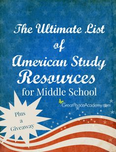 The Ultimate List of American Study Resources | Great Peace Academy