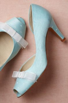 Piccadilly Pumps from BHLDN