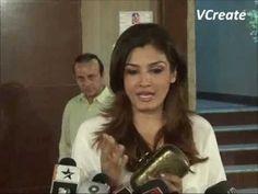 Raveena Tandon at the opening of Seema Khan's spa and salon - Kallista.