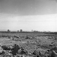 Las Vegas skyline, 1960s