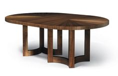 Nexus Round Extension Table